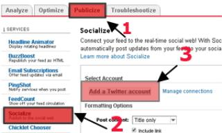 How to Auto Tweet your Blog Posts to Twitter?