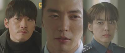 Jang Hyuk, Kim Jae Wook & Lee Ha Na, Pelakon Utama Dalam Drama Korea Voice,