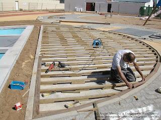 Madera de ipe, montaje tarimas exterior, tarimas para terrazas