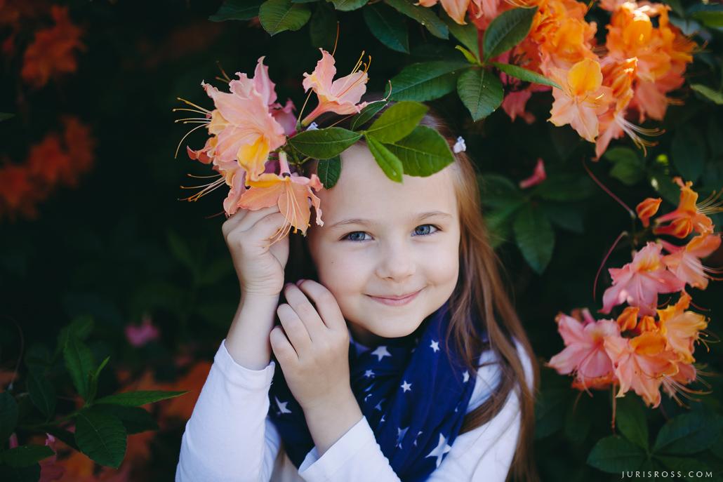 skaisti bērni maza modele
