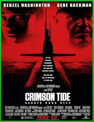 Crimson Tide (Marea roja) (1995) | DVDRip Latino HD Mega 1 Link
