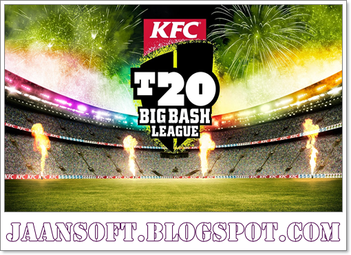 KFC T20 Big Bash League Cricket Game For PC Download