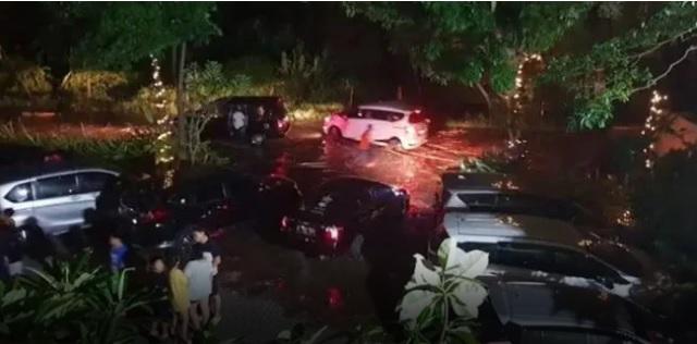 Kondisi Terkini Pandeglang 24 Jam Pasca Tsunami, Black Out Sepi Mencekam Seperti Kuburan, Cuma Ada Suara Angin