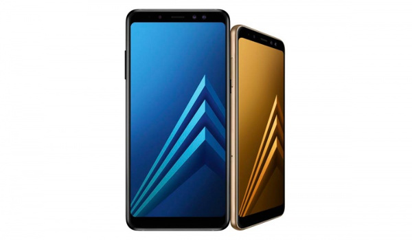 Samsung Galaxy A8 and A8+