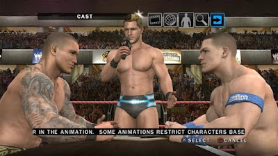 WWE Smackdown Vs Raw 2010 Game Download Setup file