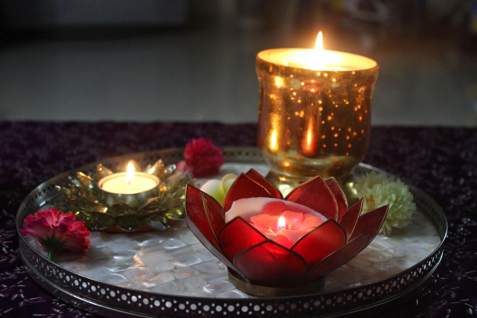 Diwali Decorations At Home Part 1