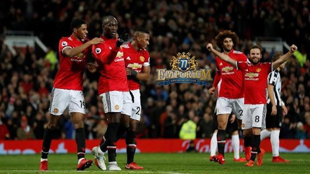Manchester United Hancurkan Newcastle 4-1 Di Old Trafford.