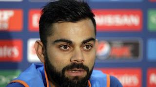 कोहली ने पहली जीत पर गेंदबाजों को सराहा