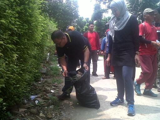 Pradi Nilai Sanksi Pembuang Sampah Sembarangan Terlalu Ringan