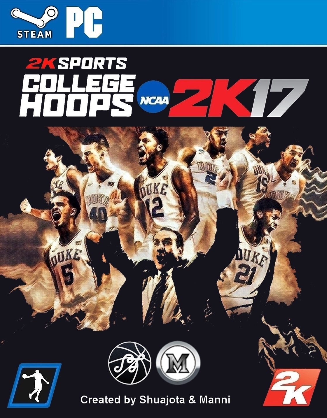 College Hoops 2K17 (Coming Soon) - NBA 2K17 at ModdingWay