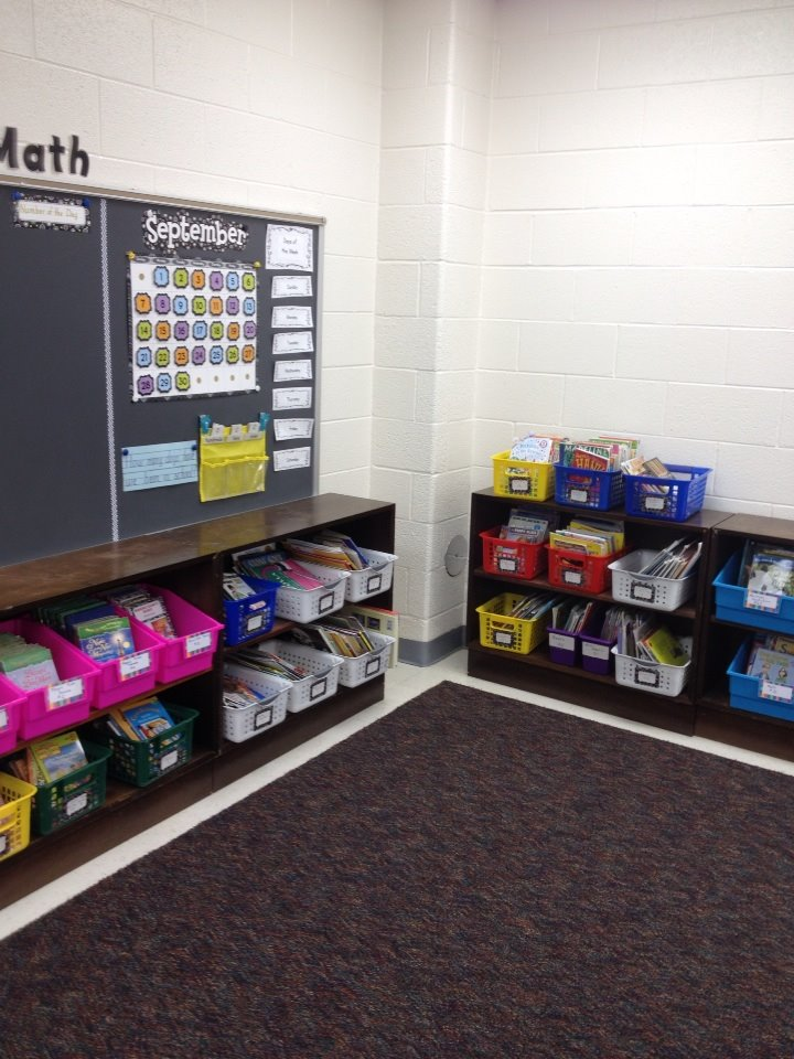 Mrscarlsons 2nd Grade Class Organizing Your Classroom Library