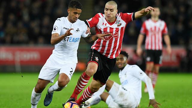 Prediksi Skor Bola Swansea vs Southampton 9 Mei 2018 Terbaru