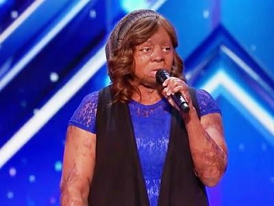 Watch video of 2005 Survivor of Sosoliso Plane Crash, Kechi Wows Crowd at 2017 America's Got Talent (Watch Video)
