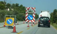 Κυκλοφοριακές ρυθμίσεις στην Ε.Ο Κορίνθου-Τρίπολης–Καλαμάτας