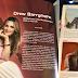 """Μία """"fake"""" συνέντευξη της Drew Barrymore έγινε viral στο twitter"""