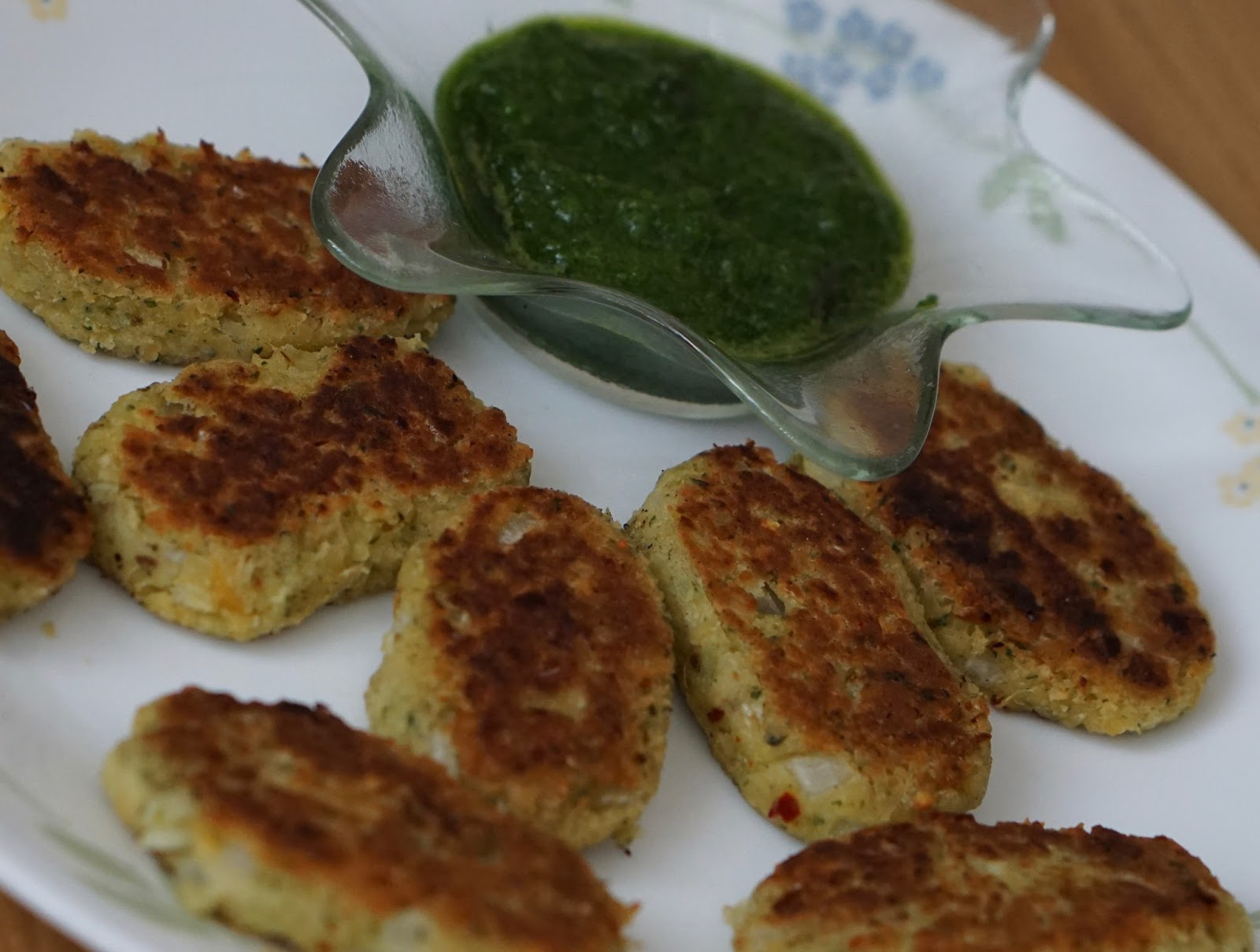 Caloric content of cabbage cutlets