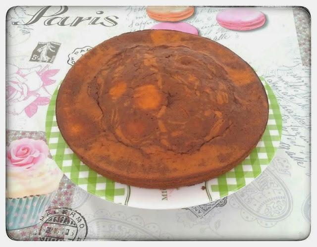 Marbré Vanille Chocolat Lion