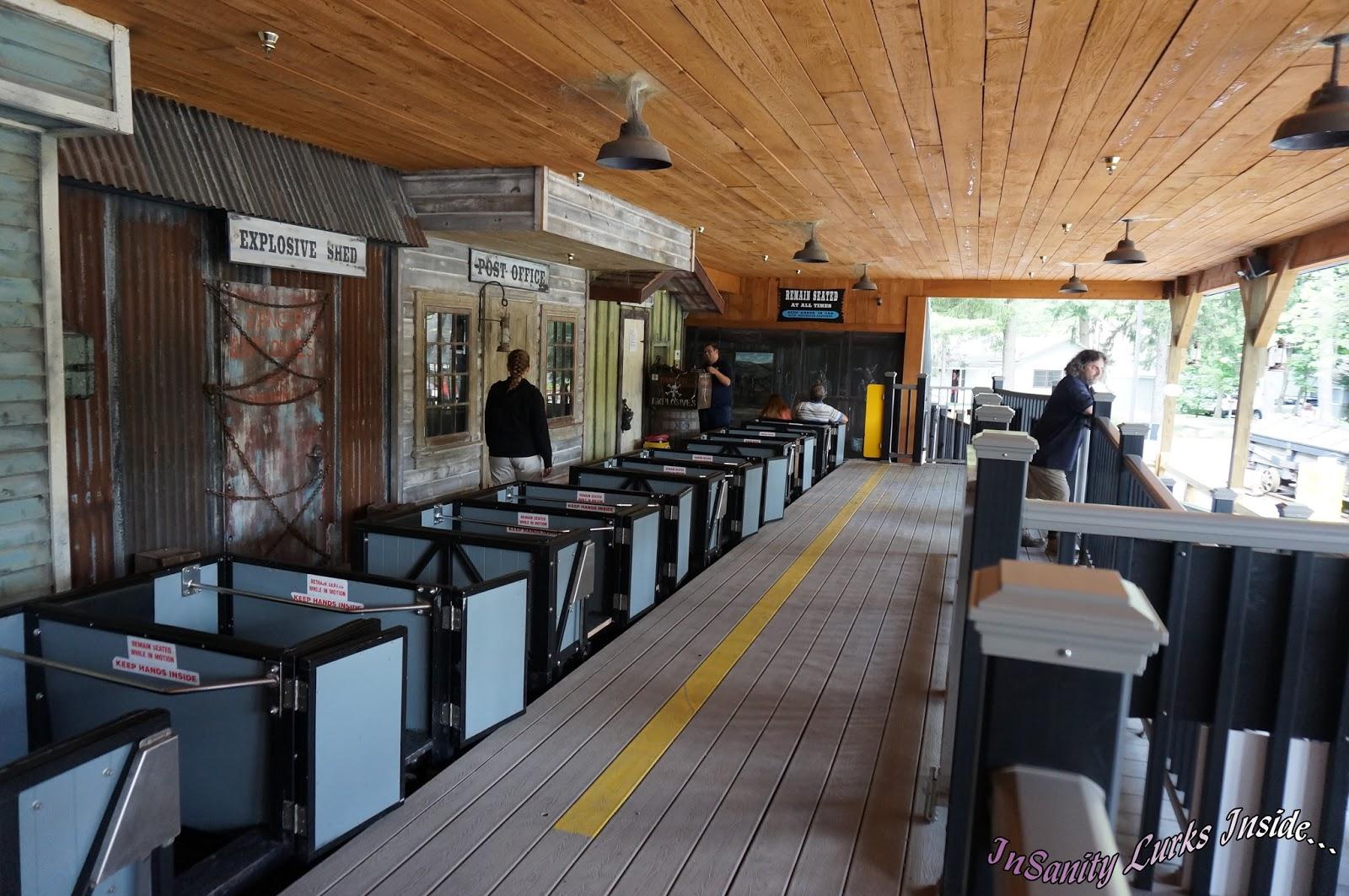 InSanity lurks Inside: Park Review- Knoebels Amusement Resort