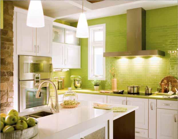 Desain Lampu Ruang Dapur Untuk Pencahayaan