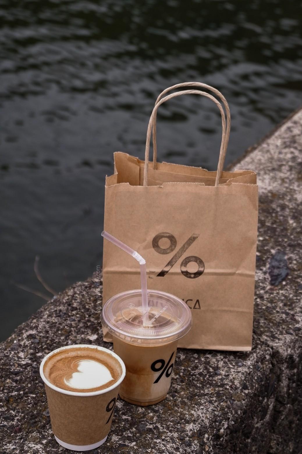 harga %Arabica Coffee Arashiyama