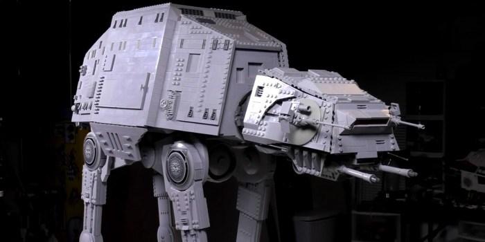 Brick Marketplace Eight Huge Lego Star Wars Moc Custom Builds