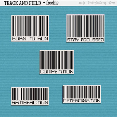 Track And Field -40%   + Freebie
