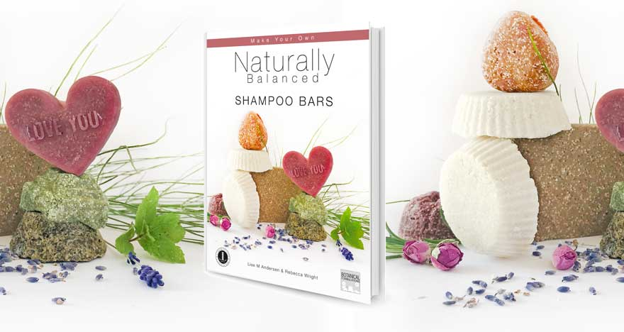 Learn How to Make Your Own Naturally Balanced Shampoo Bars