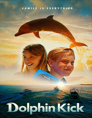 Dolphin Kick (2019) English 480p HDRip x264 300MB ESubs Movie Download