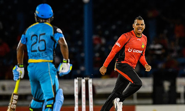 Saint Lucia Stars vs Trinbago Knight Riders 9th T20 Winner 17th August Match Dream11 Predictions & Betting Tips
