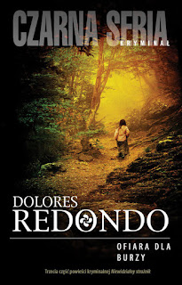 Ofiara dla burzy - Dolores Redondo