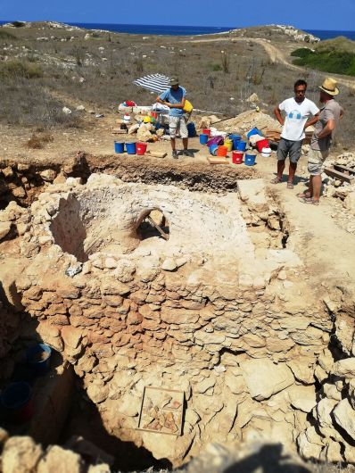 Thrilling discoveries at Nea Pafos, Cyprus