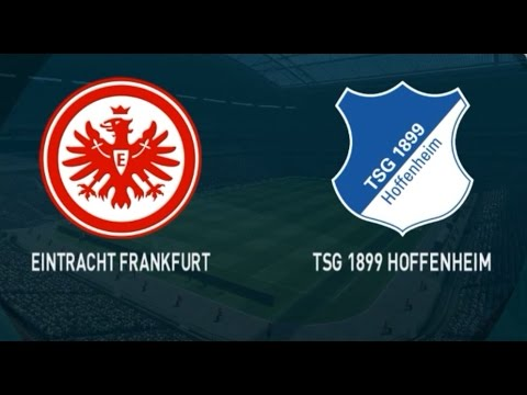 Eintracht Frankfurt vs Hoffenheim Full Match And Highlights