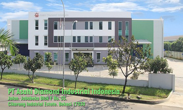 Asahi Diamond Industrial Indonesia
