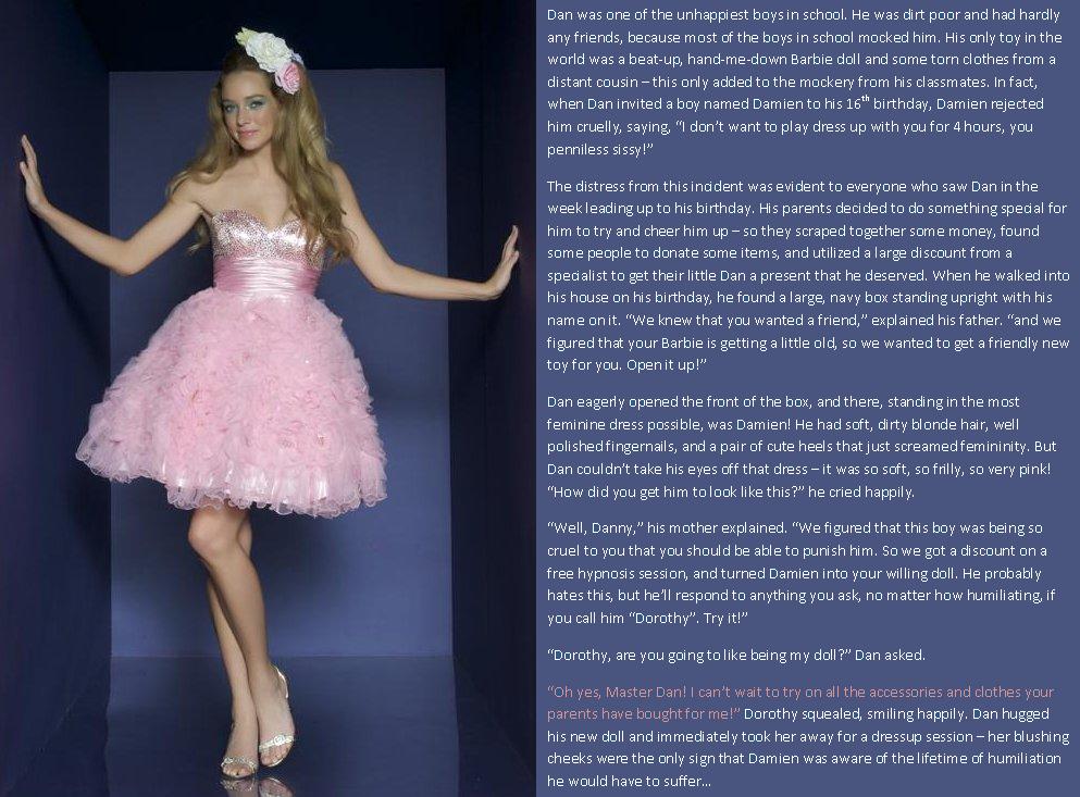 Elena Starz TG Stories/Captions: August 2012