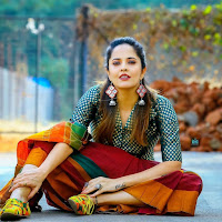 Anasuya Bharadwaj Latest Photo Shoot