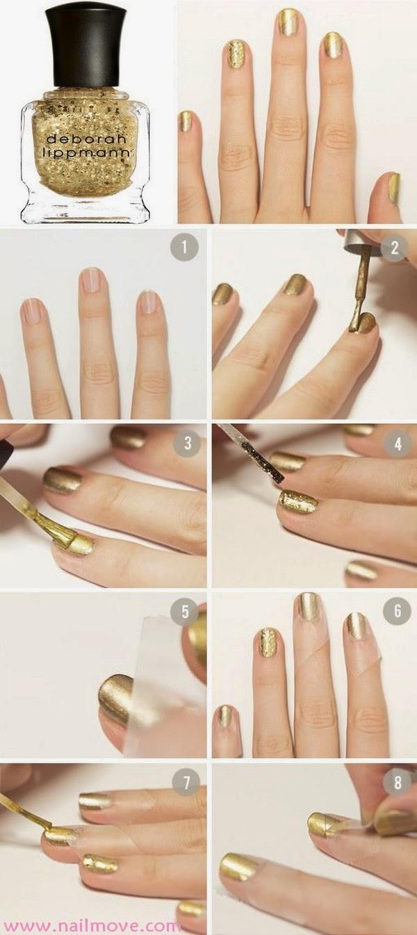 Nail Art Designs Step By Step