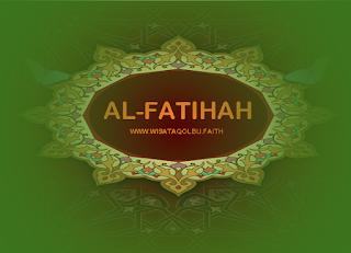 Isi Kandungan Surah Al Fatihah