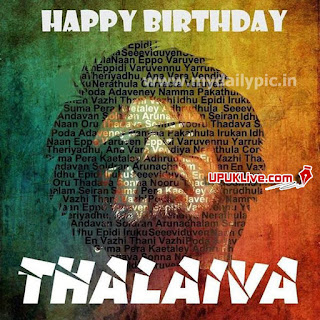 Happy Birthday Rajnikanth