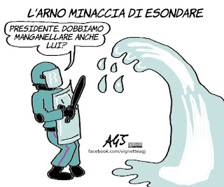 Arno, leopolda, satira, vignetta, satira, vignetta