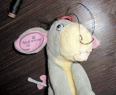 jak naprawić zniszczone zabawki