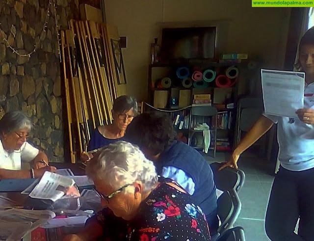 Los Llanos pone en marcha un proyecto de estimulación cognitiva para los mayores del municipio