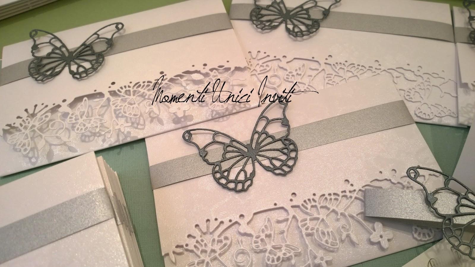 alison1 Le partecipazioni di Alison e ArnaudColore Argento Colore Bianco Colore Grigio Tema Farfalle