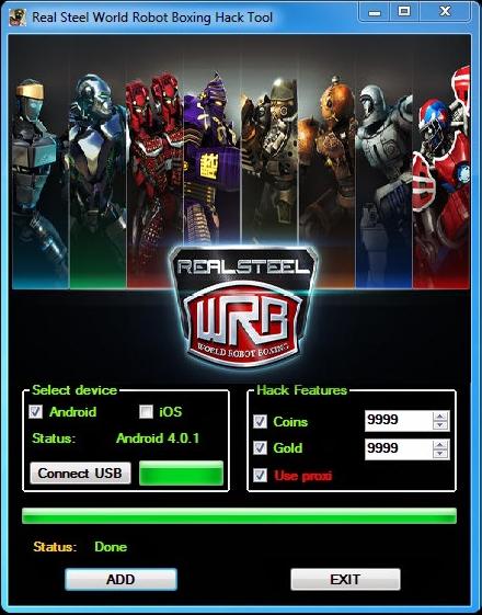 Real Steel Online Game No Download