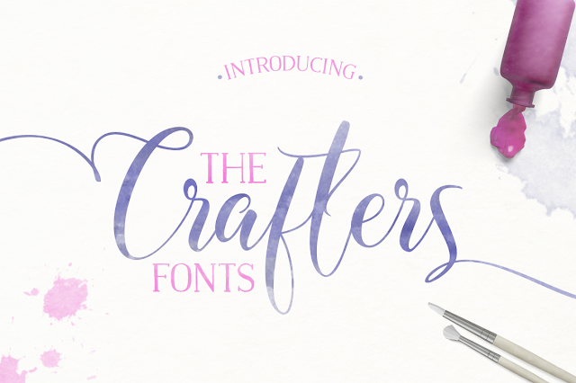 http://www.thehungryjpeg.com/the-crafters-font-bundle?ref=27