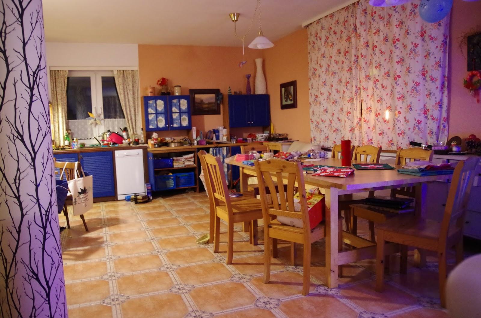 MILGRA Niebieska kuchnia 201 -> Niebieska Kuchnia Inspiracje