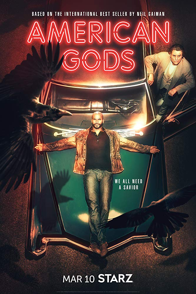 American gods 2x01 Dual WEB x264 1080 Pesado Zippy