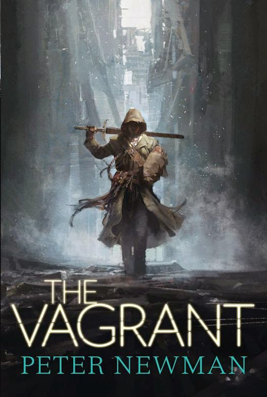 Interview with Peter Newman, author of The Vagrant - April 23, 2015