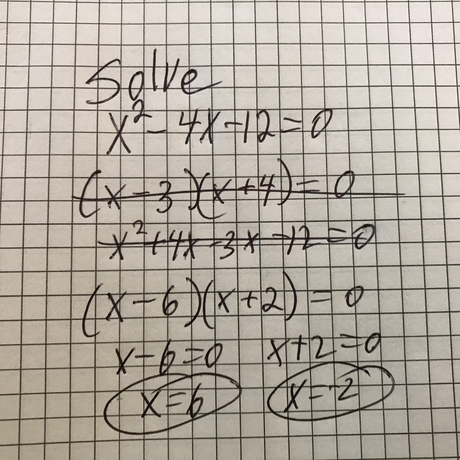 Reflections of a high school math teacher if students do not erase in class then we all get to see a progression of their thinking it is a chance to say that it is ok to try something and falaconquin