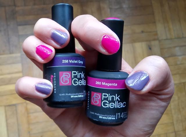 violet_grey - magenta - Pink Gellac Fantasy