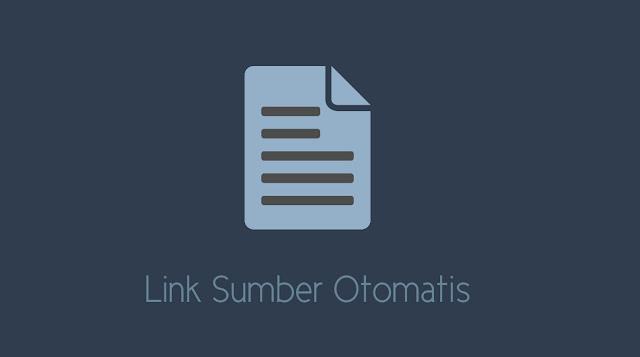cara membuat link sumber otomatis
